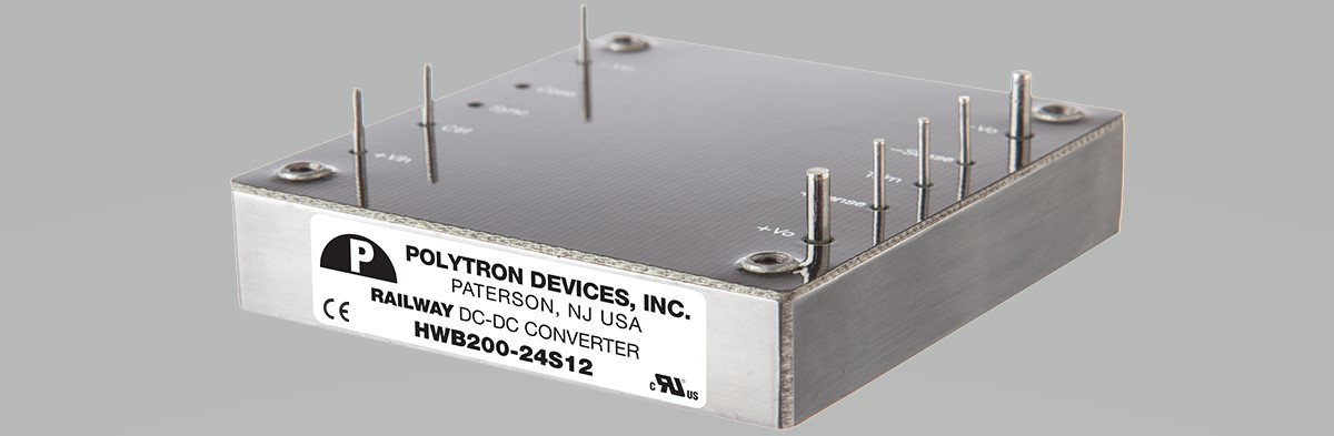 Railway and Transportation DC-DC Converters